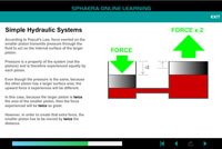 Learning Management System (Hydraulics Lesson)